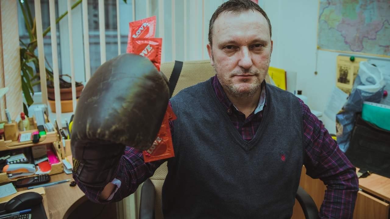 Олег Богачев